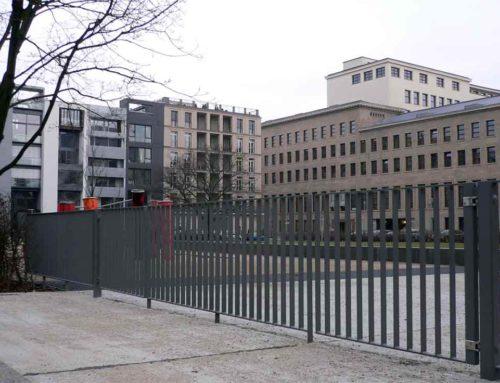 Park auf dem Friedrichswerder/Kurstrasse